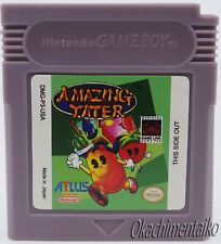 Covers Amazing Tater gameboy