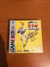 Covers Earthworm Jim gameboy