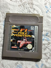 Covers F1 Pole Position gameboy