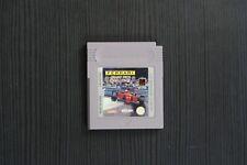 Covers Ferrari Grand Prix Challenge gameboy