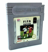 Covers FIFA International Soccer gameboy