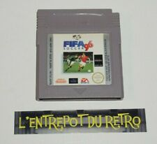 Covers FIFA Soccer 96 gameboy