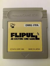Covers Flipull: An Exciting Cube Game gameboy