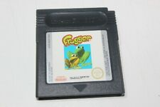 Covers Frogger gameboy