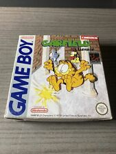 Covers Garfield Labyrinth gameboy