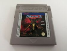 Covers Gremlins 2: The New Batch gameboy