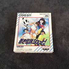Covers Aoki Densetsu Shoot! gameboy