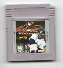 Covers Ken Griffey Jr. Presents Major League Baseball gameboy