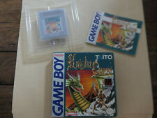 Covers Knight Quest gameboy