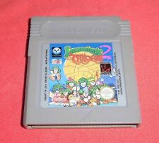 Covers Lemmings 2: The Tribes gameboy