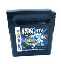 Covers Medarot: Kuwagata Version gameboy