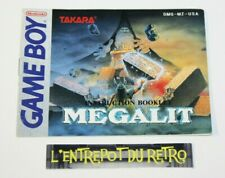 Covers Megalit gameboy