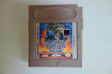 Covers Monster Truck Wars gameboy