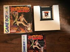 Covers Montezuma