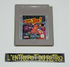 Covers Mr. Do! gameboy