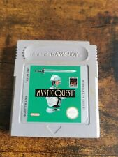 Covers Mystic Quest gameboy