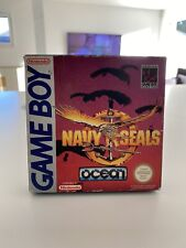 Covers Navy SEALs gameboy