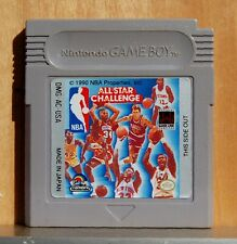 Covers NBA All-Star Challenge gameboy