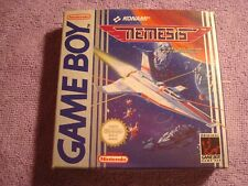 Covers Nemesis gameboy