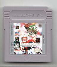 Covers NFL Quarterback Club 96 gameboy