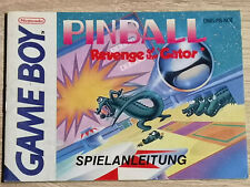 Covers Pinball: Revenge of the