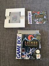 Covers Batman: The Animated Series gameboy