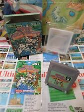 Covers Pocket Bass Fishing gameboy