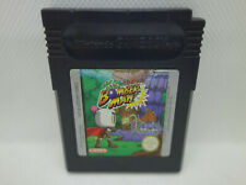 Covers Pocket Bomberman gameboy