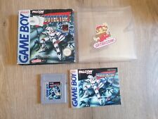 Covers Probotector gameboy