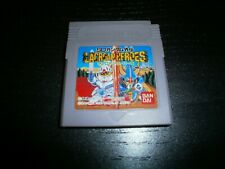 Covers SD Gundam Gaiden: Lacroan Heroes gameboy