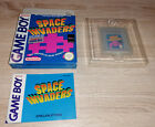 Covers Space Invaders gameboy