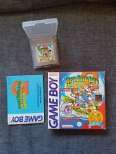 Covers Super Mario Land gameboy