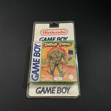 Covers Swamp Thing gameboy
