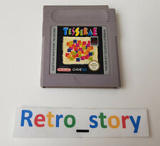 Covers Tesserae gameboy