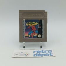Covers The Amazing Spider-Man gameboy