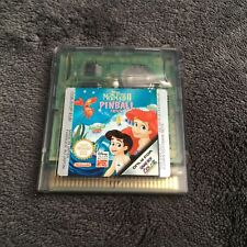 Covers The Little Mermaid gameboy