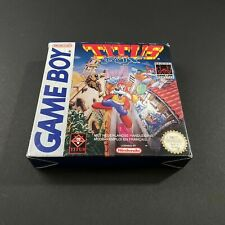 Covers Titus the Fox gameboy