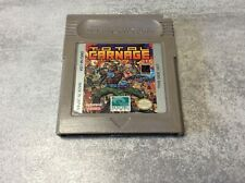 Covers Total Carnage gameboy