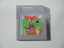 Covers Track Meet gameboy