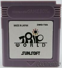 Covers Trip World gameboy