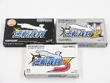Covers Phoenix Wright: Ace Attorney gameboyadvance