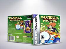 Covers Pinball Tycoon gameboyadvance