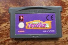 Covers Planet Monsters gameboyadvance