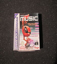 Covers Pocket Music gameboyadvance
