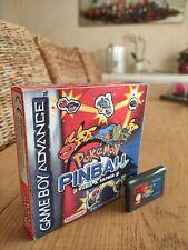 Covers Pokémon Pinball : Rubis et Saphir gameboyadvance