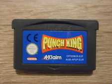 Covers Punch King gameboyadvance