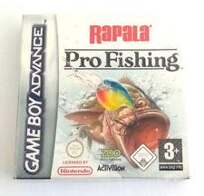 Covers Rapala Pro Fishing gameboyadvance