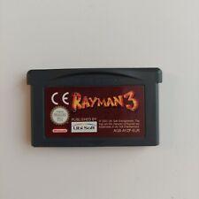 Covers Rayman 3 gameboyadvance