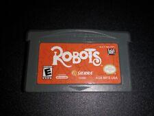 Covers Robots gameboyadvance