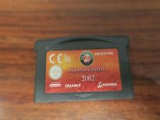 Covers Roland Garros 2002 gameboyadvance